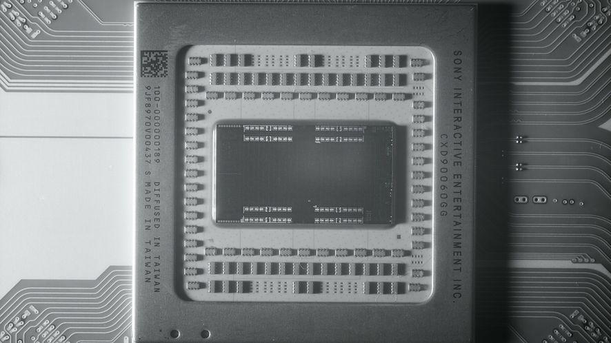 PlayStation 5: pojawiły się zdjęcia IR układu i ujawniają pewną ciekawostkę