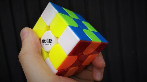 GoCube: kostka Rubika z Bluetoothem niezłym sposobem nauki dla początkujących