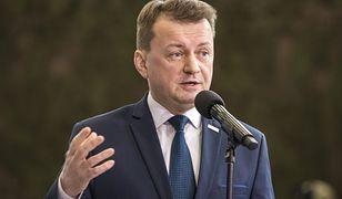MON: Mariusz Błaszczak podpisał umowę na dostawę Black Hawków dla wojska