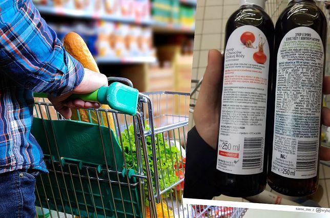 Internauci biją na alarm: mniej soku w soku Łowicz. Wyjaśniamy, jak jest naprawdę