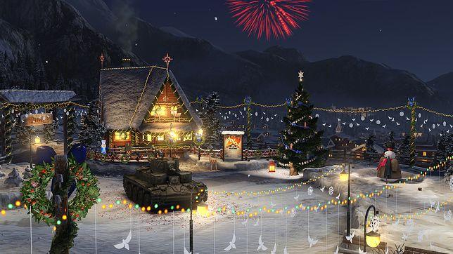 """Operacje Świąteczne 2018 (i nie tylko) w """"World of Tanks"""""""