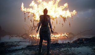 "Grafika z gry ""Hellblade: Senua's Sacrifice"""