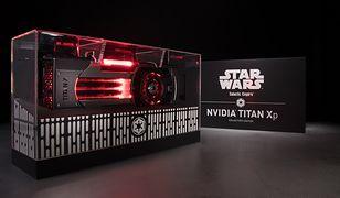 """Nvidia ma coś specjalnego dla fanów """"Gwiezdnych Wojen""""."""