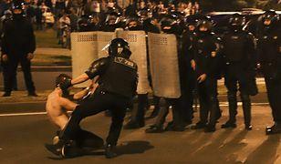 Według białoruskiego MSW, ok. 2000 osób zostało zatrzymanych w nocy z poniedziałku na wtorek
