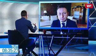 """Koronawirus w Polsce. Paweł Rabiej o rozmowie z lekarzami. """"To paskudna śmierć, jakbyśmy się topili"""""""