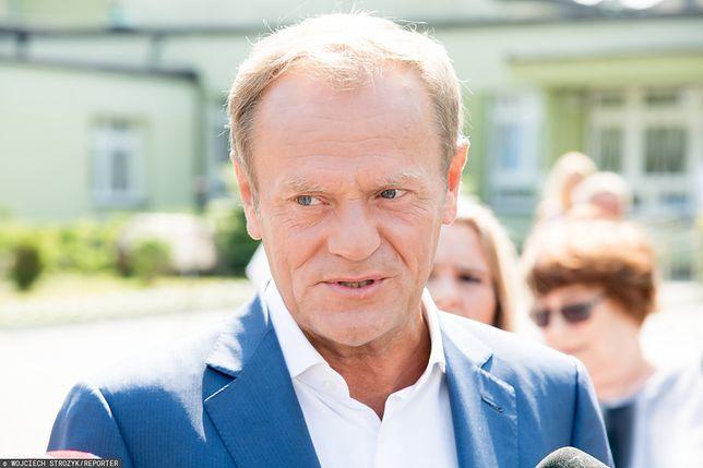 Donald Tusk wierzy w zwycięstwo Rafała Trzaskowskiego