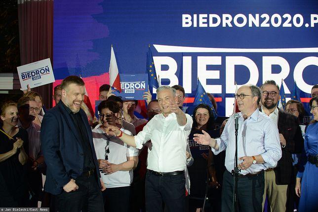 Największym przegranym I tury jest Robert Biedroń. Tak uważa dr Marek Migalski