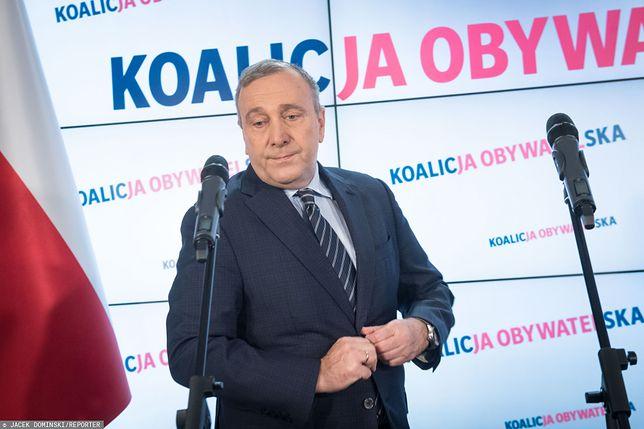 """Spotkanie polityków PO. """"Schetyna jest jak Balcerowicz. Musi odejść"""""""