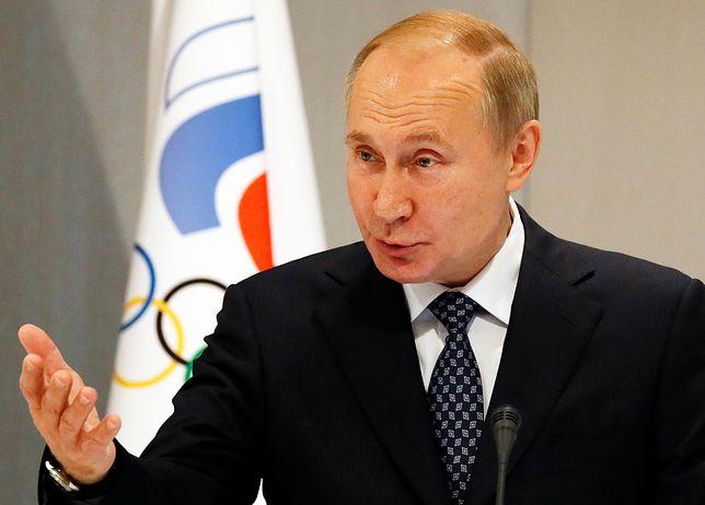 Rosja. Władimir Putin skrytykował NATO za rozszerzanie Sojuszu