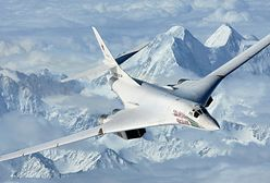 Brytyjczycy przechwycili 2 rosyjskie bombowce strategiczne