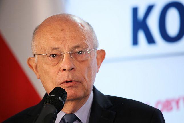 Wyniki wyborów 2019. Marek Borowski: PiS nie potrafi przegrywać