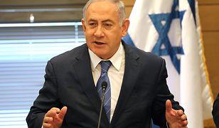 Mimo przegranych wyborów parlamentarnych Benjamin Netanjahu może pozostać premierem