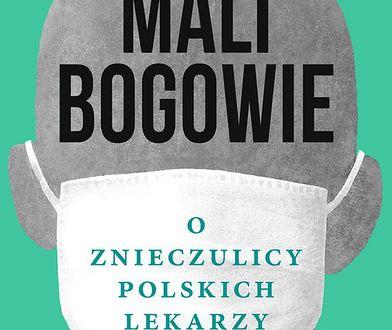 """Paweł Reszka, """"Mali bogowie"""", Wydawnictwo Czerwone i Czarne."""