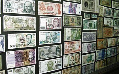 Najsilniejsze waluty w 2016 roku. Mocny rubel i real