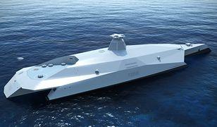 Przeźroczysty okręt - niesamowita, brytyjska broń przyszłości
