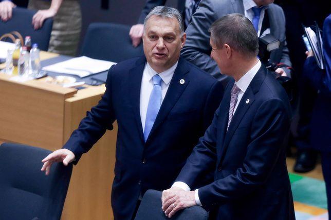 """Na celowniku """"FAS"""" znalazł się Victor Orban"""
