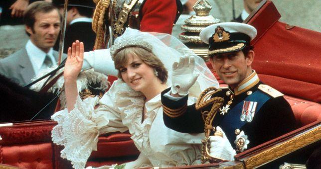 Księżna Diana - była wychudzona ze stresu