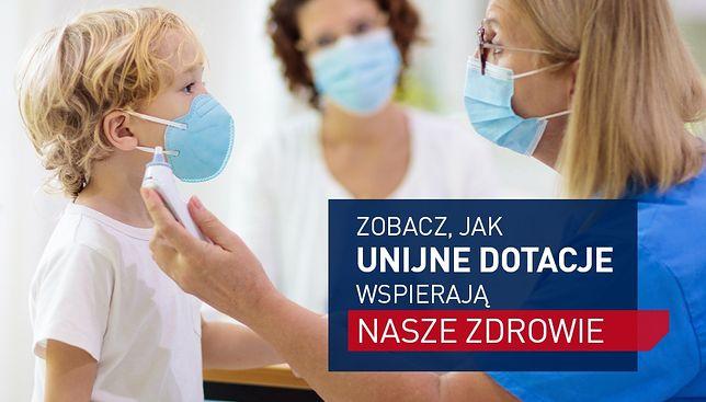 Fundusze Europejskie w trosce o zdrowie