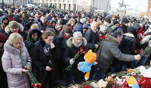 Tragedia w Kemerowie wywołała emocje także w Moskwie