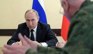 Putin w Kemerowie: co tu się dzieje?