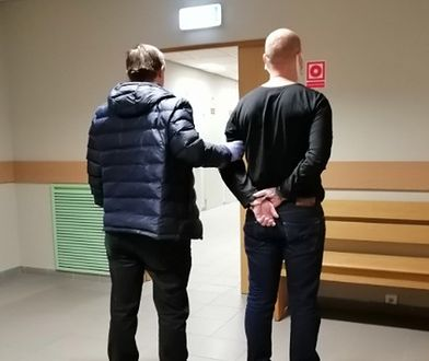 Warszawa. Mężczyzna znęcał się nad partnerką