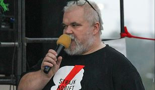 Maciej Bajkowski został okradziony i pobity tydzień temu