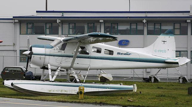 Samolot Havilland Beaver rozbił się nad Alaską (zdjęcie ilustracyjne)