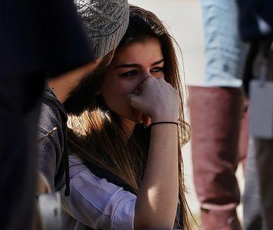 Kobieta, która była świadkiem tragedii w Toronto