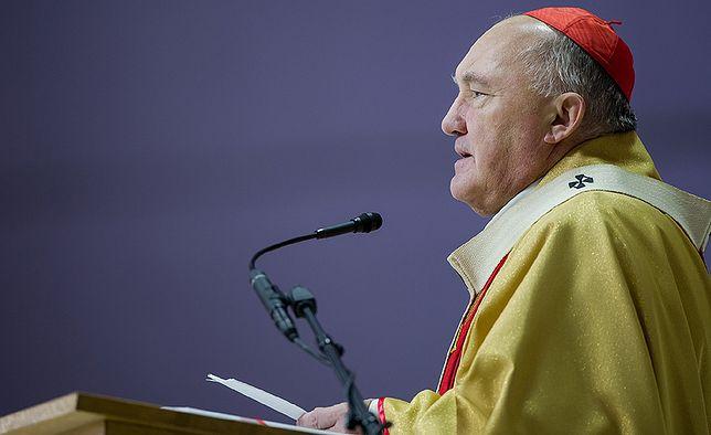 Kardynal Kazimierz Nycz wygłosił homilię podczas mszy św. z okazji jubileuszu 100-lecia Sądu Najwyższego