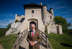"""Zamek Bobolice. Odbudował średniowieczną warownię. """"Mówili o mnie, że jestem wariatem"""""""