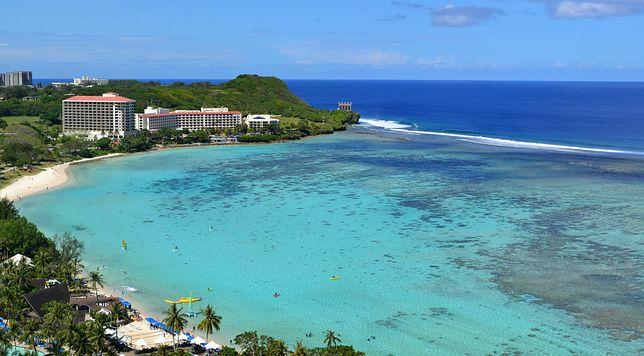 Zatoka Tumon, Guam