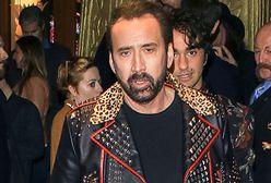 """Nicolas Cage jest w żałobie. """"Odeszła do krainy pokoju"""""""