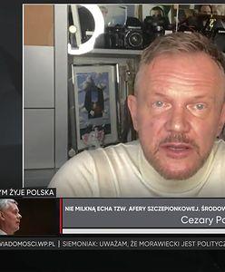 """Cezary Pazura o szczepieniach gwiazd na WUM-ie: """"Zastanawiam się, co ja bym zrobił na ich miejscu"""""""
