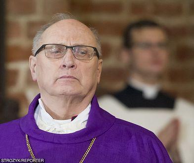"""Biskup Wiesław Mering do Jarosława Kaczyńskiego: """"Bardzo bym chciał, żeby czuł się pan podziwiany"""""""