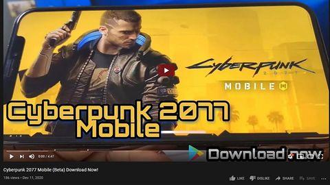 Cyberpunk 2077 Mobile. Nie dajcie się zwieść, to zwykłe oszustwo