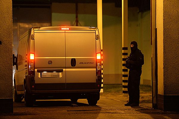 Po 25 latach odbywania kary za zabójstwo 4 chłopców Mariusz T. opuścił więzienie