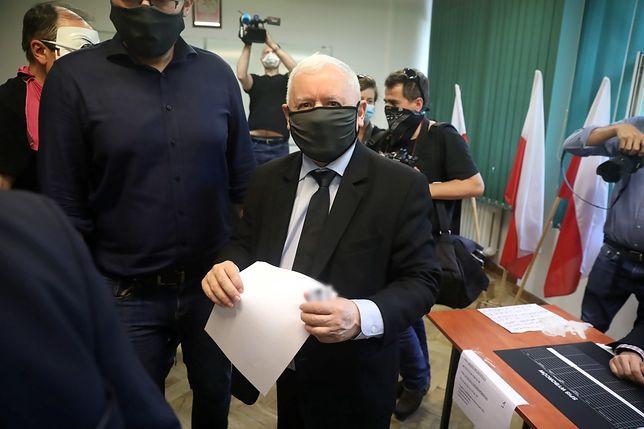 Wyniki wyborów 2020. Głosowanie na Żoliborzu. Jarosław Kaczyński nie ma powodów do zadowolenia