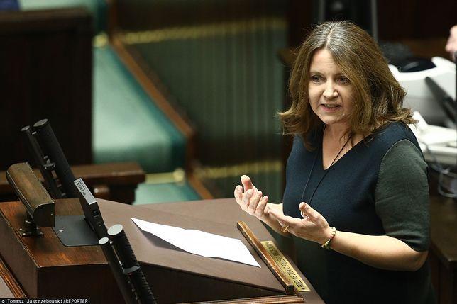 Joanna Lichocka i uchwała PiS ws. Pucka. Opozycja: absurdalne
