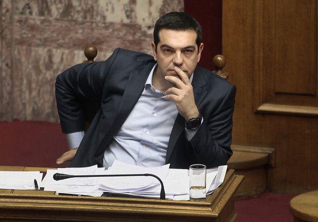 Premier Grecji zapowiada zacieśnienie współpracy z Rosją