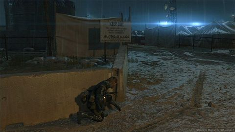 Metal Gear Solid V: Ground Zeroes będzie na PS4 w wyższej rozdzielczości niż na Xboksie One. Konsola Sony doczeka się też specjalnej Fox Edition