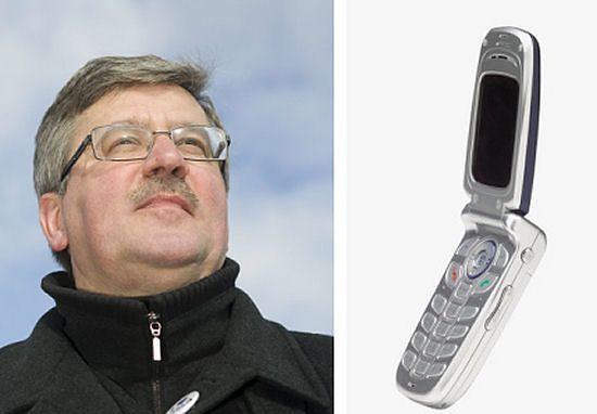 """""""Dzwonię wszędzie"""" - Bronisław Komorowski"""