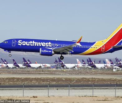 USA: Awaryjne lądowanie Boeinga 737 MAX na lotnisku w Orlando