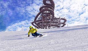 Na miłośników białego szaleństwa czeka w Czechach prawie 200 stacji narciarskich