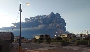 To może nie być koniec aktywności wulkanu