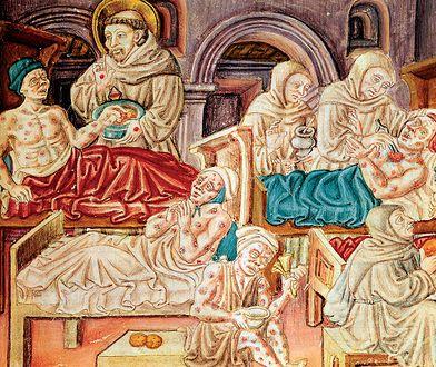 W 542 r. n.e. dżuma po raz pierwszy spróbowała zrównać ludzkość z ziemią