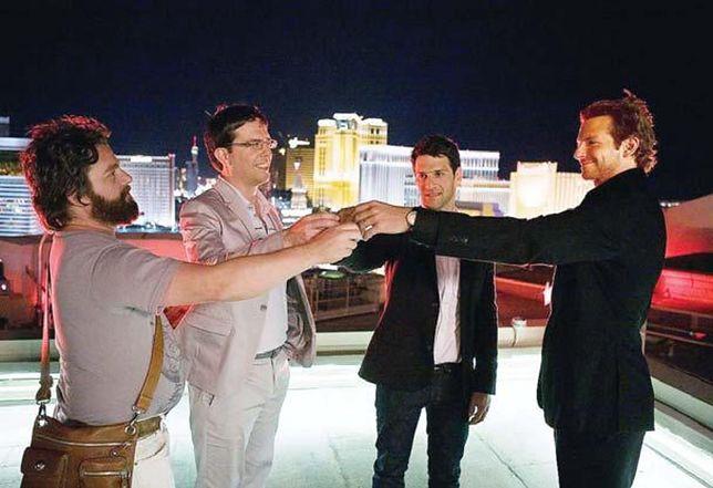 """""""Kac Vegas"""" stał się klasykiem z gatunku buddy movies."""