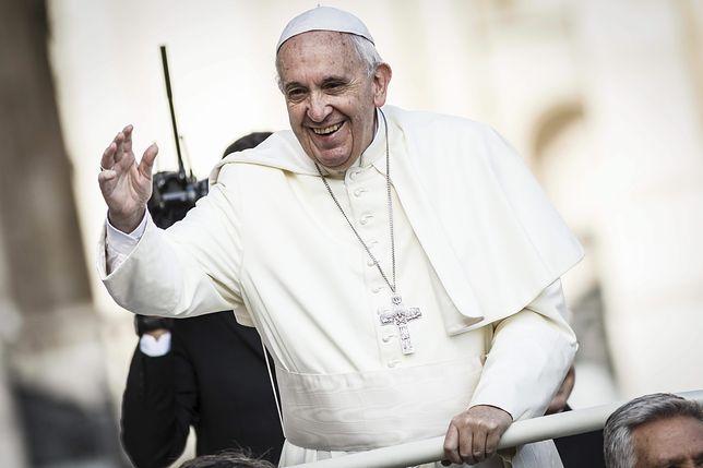 Papież Franciszek apeluje o przyjmowanie imigrantów