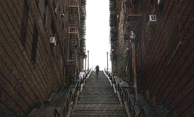 Zwykłe schody, które z dnia na dzień stały się atrakcją turystyczną