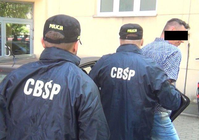 """""""Łowcy Cieni"""" zatrzymali podejrzanego o przemyt uchodźców"""