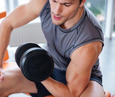 Suplementacja Black Devil wpływa na przyrost masy mięśniowej